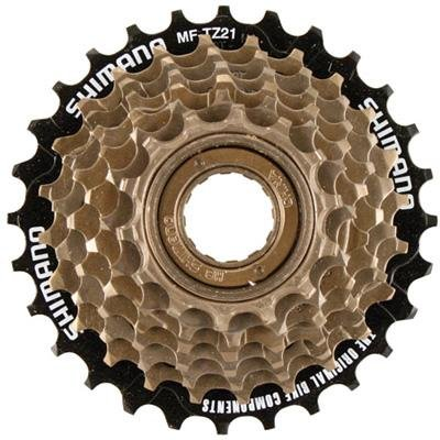 Shimano 7 Speed Tourney Bicycle Freewheel Replacement